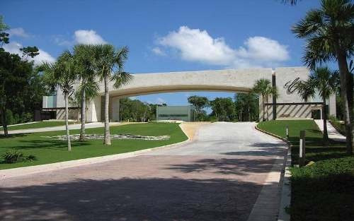 terreno en venta cancún country club en el katán privada lote 32