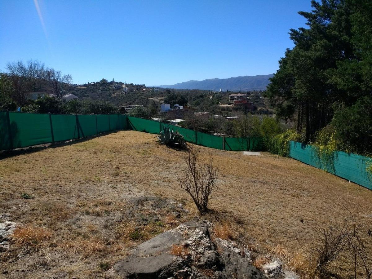 terreno en venta carlos paz - villa del lago