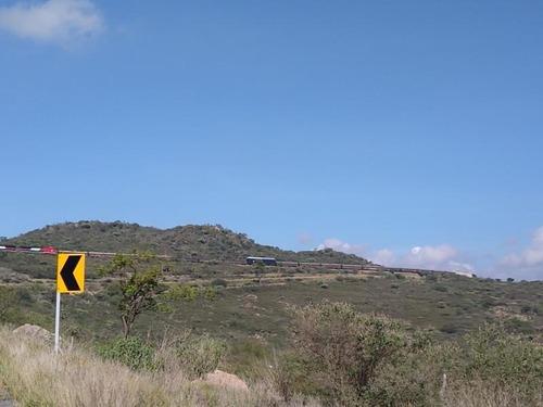 terreno en venta carretera hidalgo - queretaro
