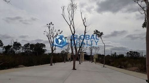 terreno en venta, cerca de universidad del mayab. tv-4668
