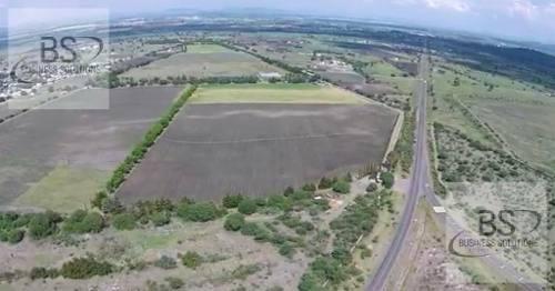 terreno en venta cerca del parque pyme, los cues huimilpan, queretaro - gps
