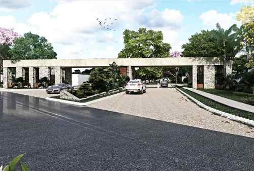 terreno en venta, chablekal, zona country club. tv-5481