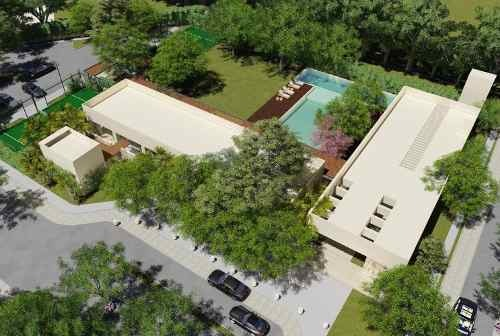 terreno en venta, chablekal, zona country club. tv-5483