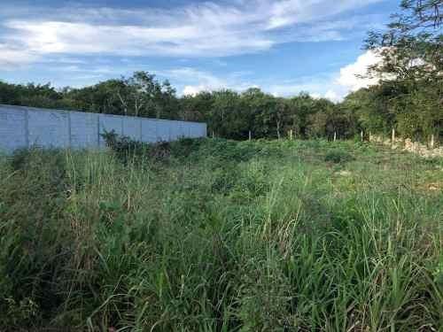 terreno en venta, cholul (granjas cholul)