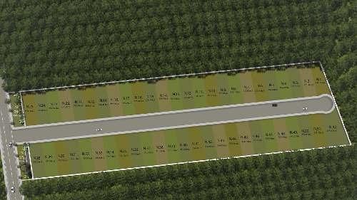terreno en venta, cholul privada cerca de altabrisa. tv-5548
