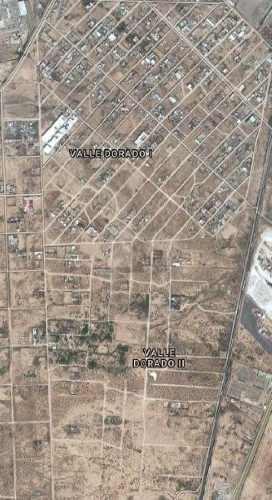 terreno en venta ciudad juárez chihuahua colonia valle dorado.