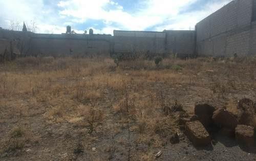 terreno en venta col lindavista al sur de pachuca