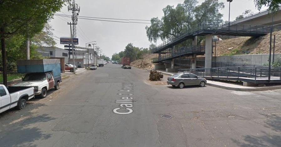 terreno en venta col. nueva industrial vallejo, azcapotzalco