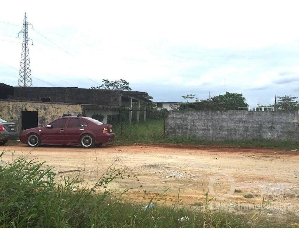 terreno  en venta, col. san agustín, nanchital