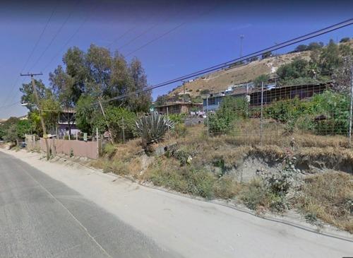 terreno en venta col san luis cañón del sainz, tijuana b.c.