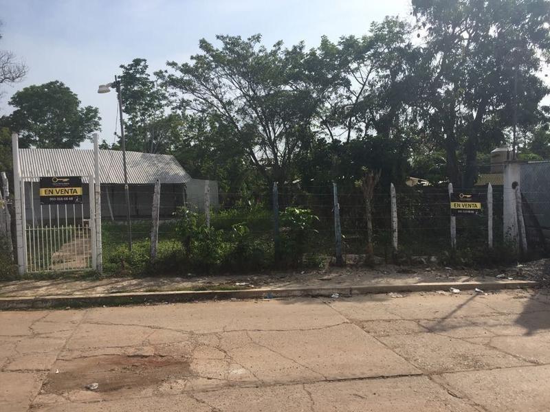 terreno en venta, col. villa pueblo nuevo, villahermosa, tabasco.