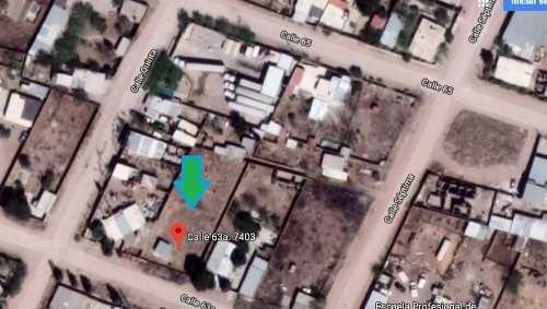 terreno en venta colonia aeropuerto chihuahua