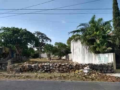 terreno en venta colonia chuburna de hidalgo