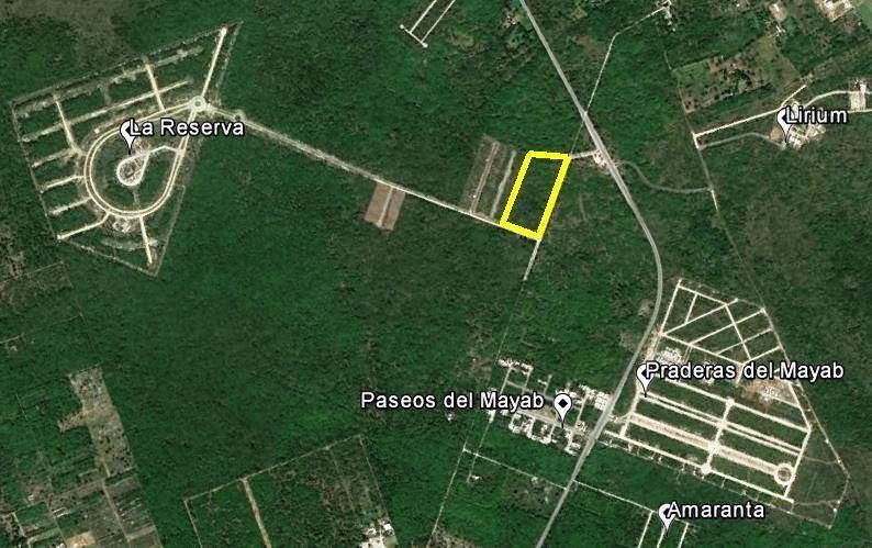 terreno en venta con 3.9 hectáreas en conkal para inversionistas,mérida,yucatán