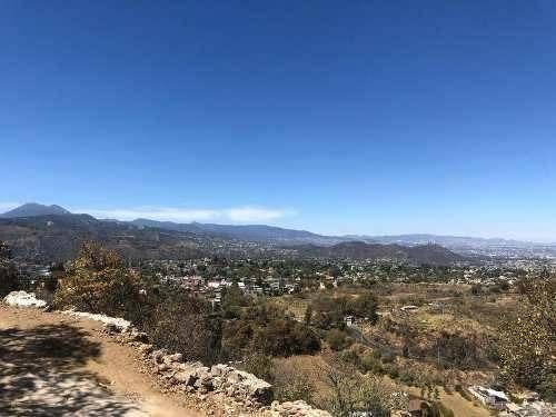 terreno en venta con excelente vista , xochimilco (v)