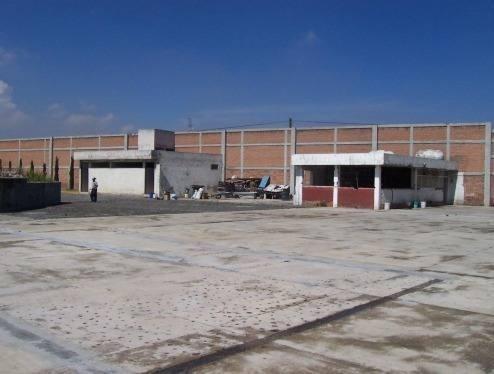 terreno en venta con uso de suelo industrial en zona industr