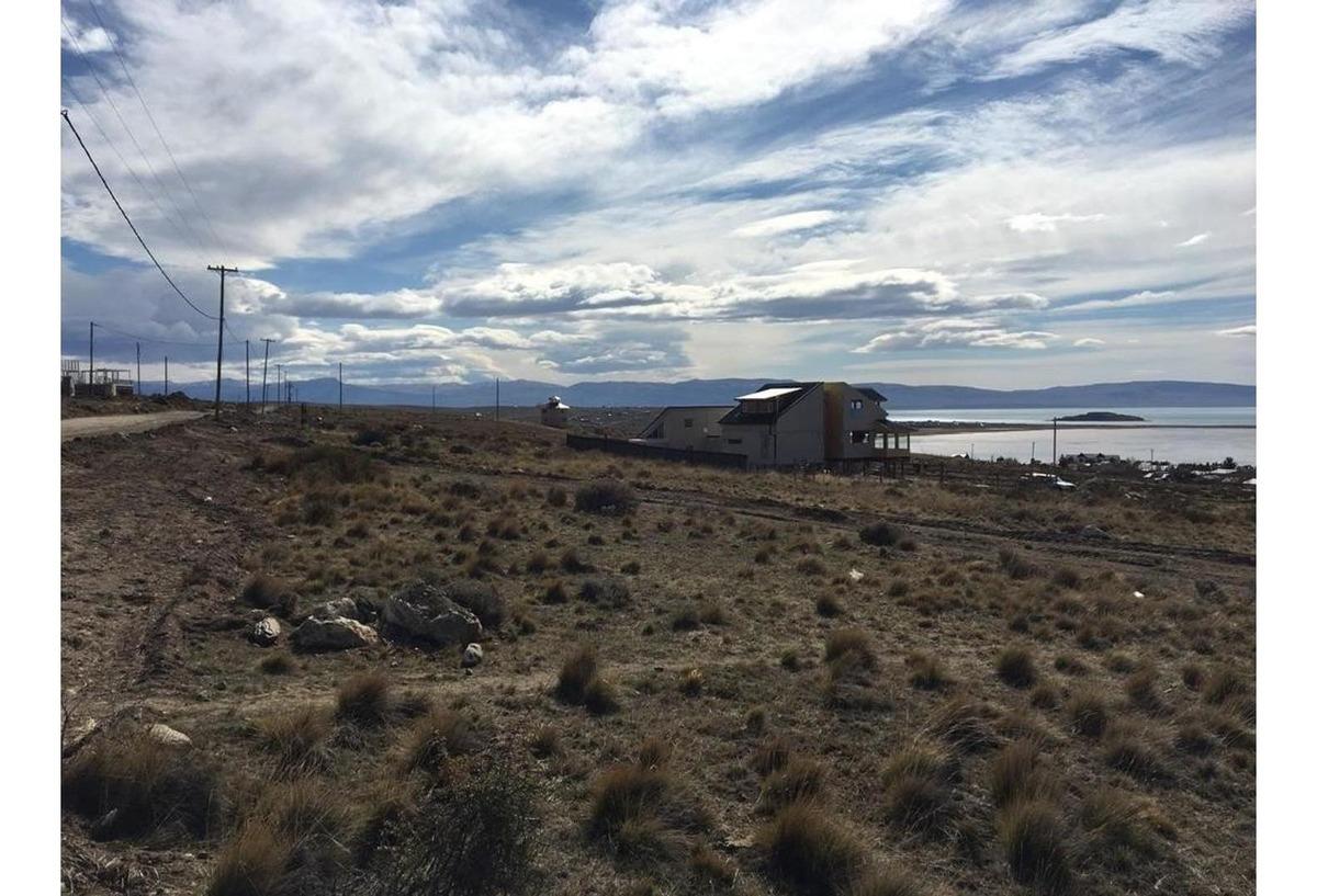 terreno en venta con vista al lago en el calafate
