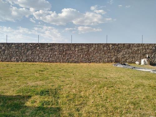 terreno en venta condado del valle metepec