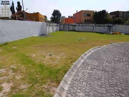 terreno en venta condominio horizontal coyoacan