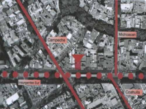 terreno en venta, cuauhtémoc, ciudad de méxico
