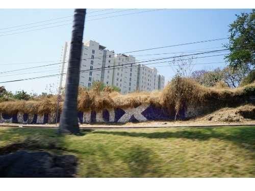 terreno en venta  - cuernavaca - en avenida principal