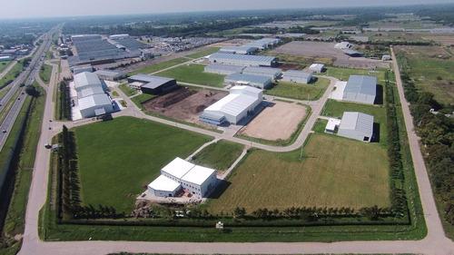terreno en venta de 10.570 m2 - parque industrial pibera
