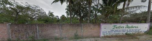 terreno en venta de 1382 m2 en mata de pita. veracruz, ver.