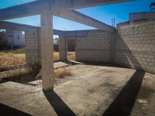 terreno en venta de 400m2 residencial exhacienda de chapulco