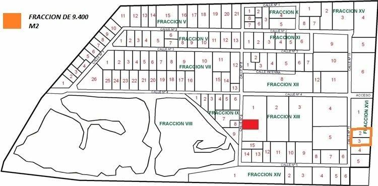 terreno en venta de 9400 m2  - pitq