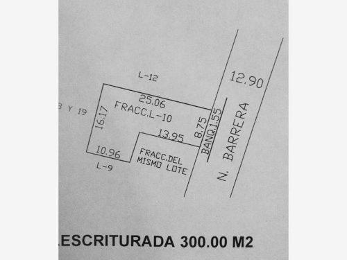 terreno en venta ejido 1ro de mayo sur