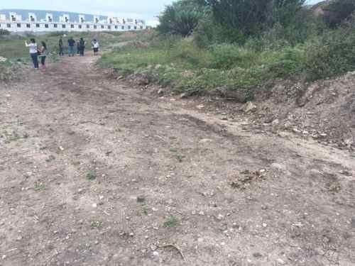 terreno en venta ejido san pablo