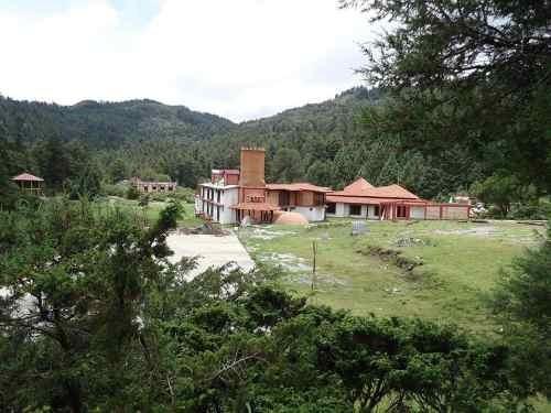 terreno en venta el bosque de real del monte, en fraccionamiento campestre
