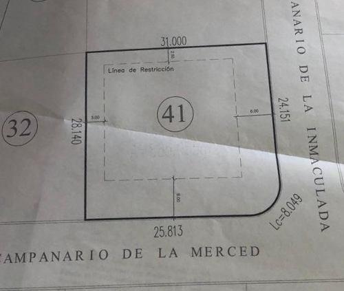 terreno en venta. el campanario, queretaro. rtv200127-ae