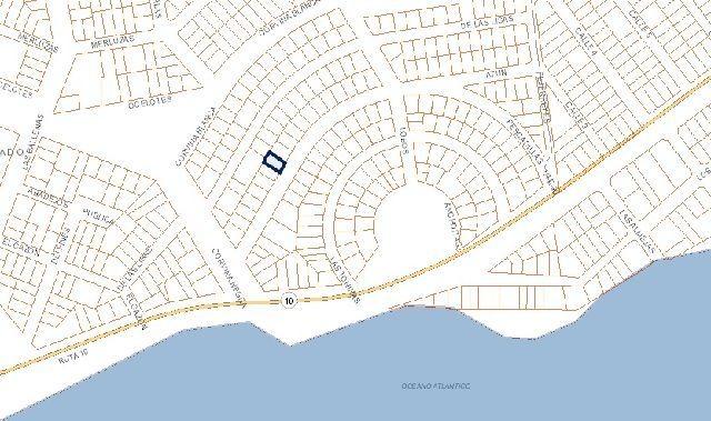 terreno en venta  el chorro punta del este - dl843