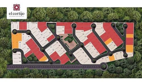 terreno en venta, el cortijo, hacienda residencial