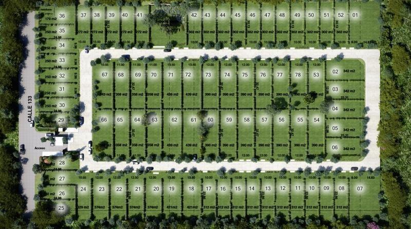 terreno en venta en 133/477 countries/b.cerrado - alberto dacal propiedades