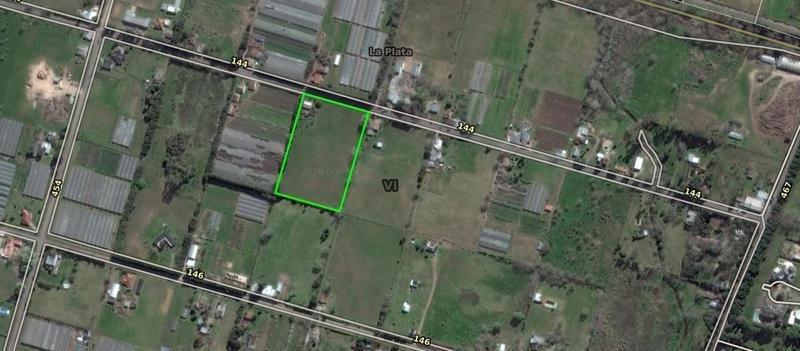 terreno en venta en 144/454 y 467 city bell - alberto dacal propiedades