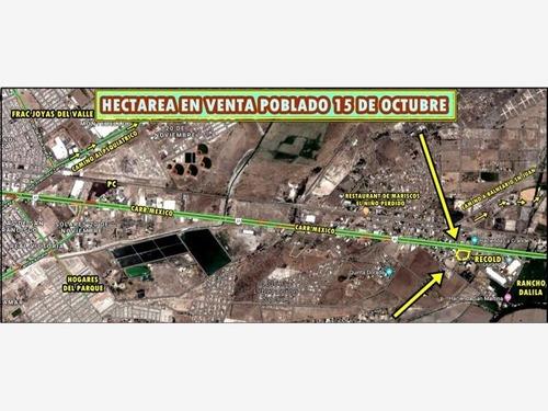 terreno en venta en 15 de octubre