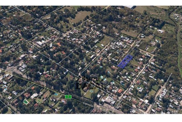terreno en venta en 421bis/ 21d y 22 villa elisa - alberto dacal propiedades