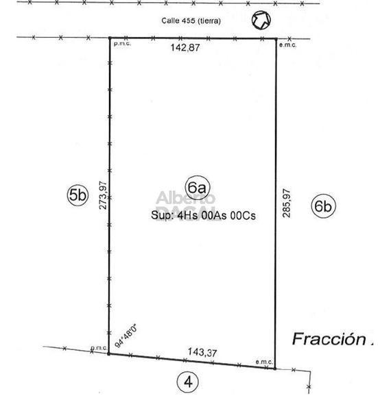 terreno en venta en 455/160 y 178 city bell - alberto dacal propiedades