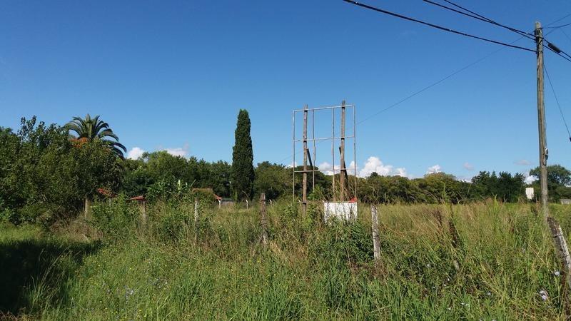 terreno en venta en 47 e/ 11 y 12 lote  4 villa elisa - alberto dacal propiedades