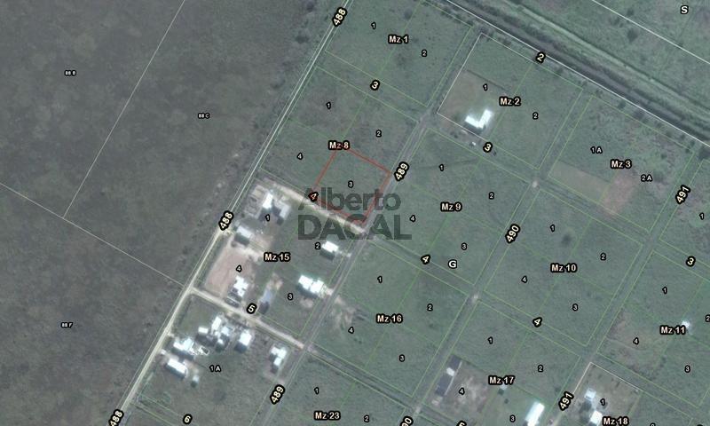 terreno en venta en 489/3 y 4 manuel b gonnet - alberto dacal propiedades