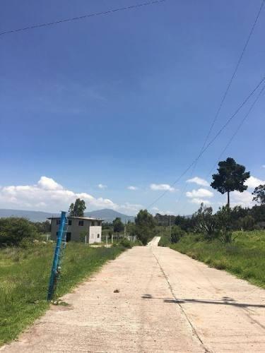 terreno en venta en acambay, estado de méxico.
