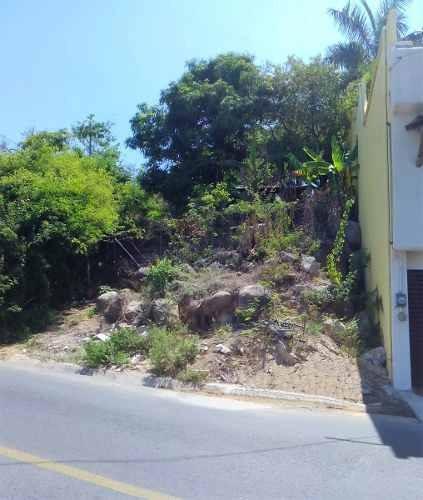 terreno en venta en acapulco,  fraccionamiento residencial cumbres, zona diamante