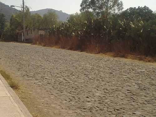 terreno en venta en ajacuba, san nicolás tecomatlán, méxico.