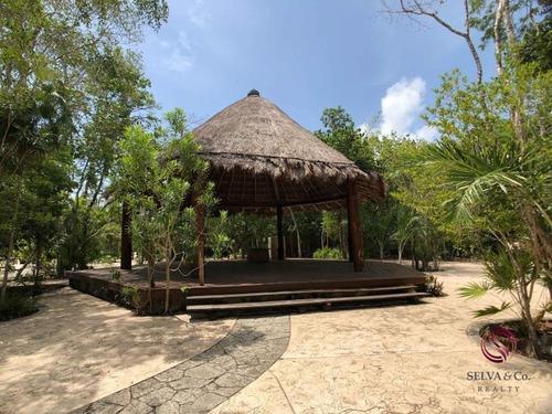 terreno en venta en aldea zama tulum