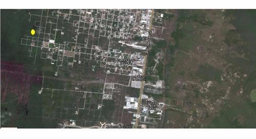 terreno en venta en alfredo bonfil, cancun c1644