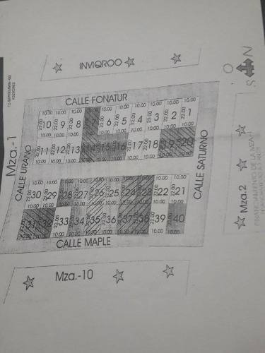 terreno en venta en alfredo v. bonfil c2307