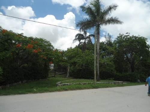 terreno en venta en alfredo v. bonfil, cancun