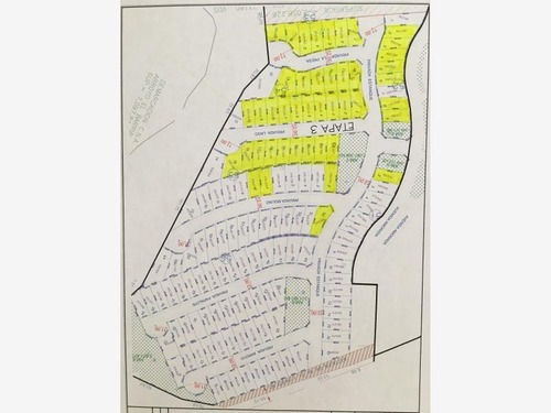 terreno en venta en amorada residencial 3 sector